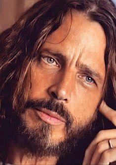Shadow King, Black Hole Sun, Chris Cornell, Pearl Jam, Dream Guy, Gorgeous Men, Handsome, Sexy, Bones