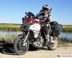 Objetivo cumplido!! Otra Transibérica completada Ducati Multistrada 1200, Moto Ducati, Expedition Vehicle, Greatest Adventure, Bike Life, Sport Bikes, Atv, Rally, Motorbikes
