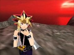 {MMD Yu-Gi-Oh} Atem - Let it Burn - YouTube