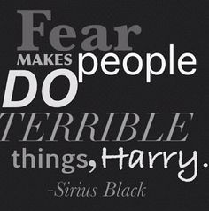 Sirius Black, Harry Potter and the Order of the Phoenix ~ one of my favourite quotes