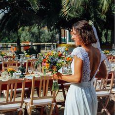 Bouquet Colorido de Verão | Colourful Summer Bouquet  by Amor&Lima