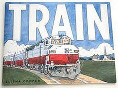Railroads & Locomotives: Three Childrens Books About Trains | Hilltown Families