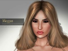 Megan Skin Applier Gift From Avenge. A new group gift has been released! I know how much you love skins, and the gift is a skin applier in three tones.