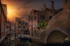 Venezia Rio di San Giacomo dall'Orio by Maurizio Fecchio on 500px