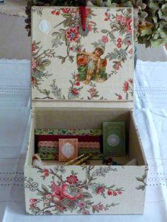 Boîte à trésors