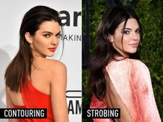 Strobing Is the New Contouring | Pinterest, Tumblr & IG: maicababess