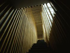Great Bamboo Wall House, by architecture agency Kengo Kuma and Associates.