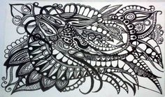 Abstract Drawings 8