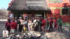 Bezoek aan het #hulpproject van #Namibië online. Bouw je eigen #Namibië #rondreis en steun het goede doel