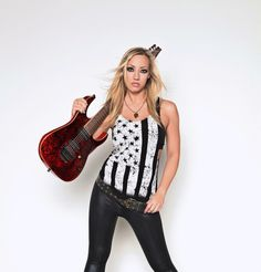 "OFFICIAL - NITA STRAUSS ""STARS"" 8"" X 10"" SIGNED PHOTO. Personally hand signed by Nita. Printed on glossy photo paper."