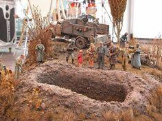 Execution 1/35 Scale Model Diorama