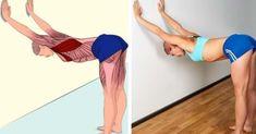 Ćwiczenia fizyczne są tak samo ważne dla osób intensywnie trenujących jak i prowadzących siedzący tryb życia. Zwykle nie rozumiemy co dzieje się z ciałem podczas wykonywania określonego zestawu ćwiczeń. Te 18 fotografii pozwoli Ci lepiej zrozumieć pracę mięśni zaangażowanych w poszczególne ruchy. 1. Rozciąganie przednich mięśni szyi Zaangażowane mięśnie:Mięsień mostkowo-obojczykowo-sutkowy Ręce oprzyj na biodrach, wyprostuj … More