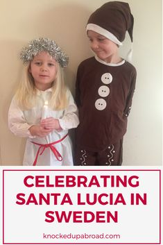 What is the real story of Santa Lucia? Why do Swedes celebrate an Italian saint? Learn the real story of Lucia and sing along with Swedes everywhere today. Santa Lucia, Knock Knock, Sweden, Celebrities, Celebs, Foreign Celebrities, Famous People