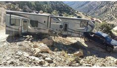 Oh no we're a little speechless bout this one! Biggest RV fail you've had? Ouch! #RVing #RVillage