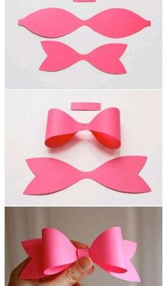 make your own Perfect gift bow.