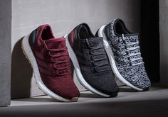 adidas Pure Boost Burgundy Release Date | SneakerNews.com