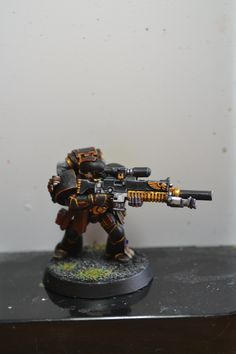 Deathwatch Kill Team Sniper
