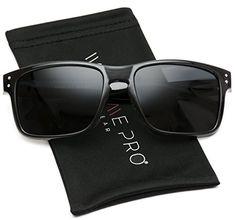 7d2ee2b93ec0 Sunglasses $9.99 WearMe Pro - Premium Polarized Mirror Lens Classic Wayfarer  .