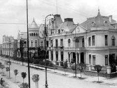 Col. Juárez, calle Berlin entre Londres y Hamburgo, 1904. Foto: Hugo Brehme.