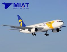 MIAT Mongolian Airlines - AirlinePros