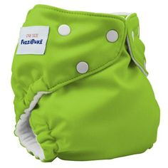 FuzziBunz - A modern, cloth diaper - it keeps your baby's diaper-area dry and comfortable like no other diaper.