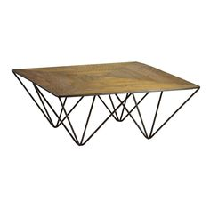 Langer Square Coffee Table