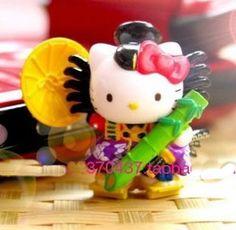 Hello Kitty Samurai Cell Strap ebay seller: Happyshopping8899