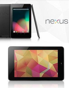 Asus Google Nexus 7:  The playground is open. Simple. Beautiful. Beyond Smart.