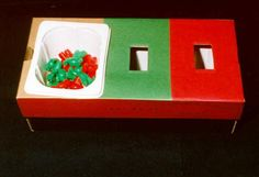shoe box task - the link is to an article about TEACCH