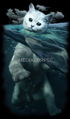 I CAN SWIM by MEDIACORPSE