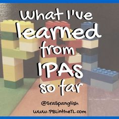 Integrated Performance Assessments: What I've learned from IPAs so far