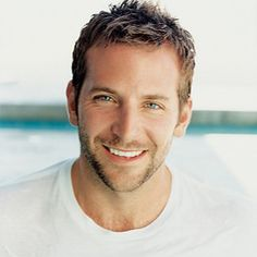 bradley cooper, our most recent sexiest man alive. who happens to have some of the most amazing teeth i've ever seen.