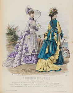 Le Moniteur de la Mode 1874 (A/1)