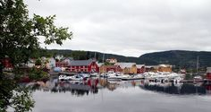 Råkvåg, The little town in Norway where I grew up...