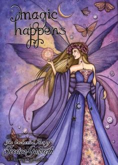 """Magic Happens"" by Jessica Galbreth. It does sometimes !"