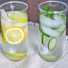 Detox & cleanse-friendly recipes (food & drinks).