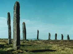 stone circles in Orkney