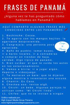 27 Frases de Panamá #PTY #Panamá - @HIMGPanama