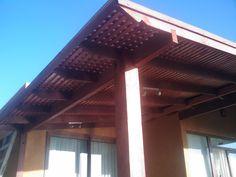 PERGOLAS Y QUINCHOS Backyard Kitchen, Backyard Patio, Blessed Mother, Patio Design, Bbq, Cases, Outdoor Structures, Outdoor Decor, Ideas