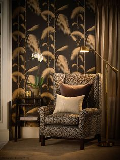 Palm Leaves 66/2014 - New Contemporary - Cole & Son