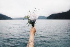 kodiakstag:  Wild flowers bouquets