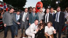 'Sausage Party' stars reveal how they fight 'the munchies'This is one party you definitely want to attend  Image: Todd Williamson/Getty Images  By Jeff Sneider2016-08-11 20:48:10 UTC  With Kristen Wiig absent the red carpet parade at the premiere of Sonys raunchy animated comedy Sausage Party was well a bit of a sausage party itself but oh what a party it was.  Mashable caught up with stars Seth Rogen (hero hot dog Frank) Danny McBride (Honey Mustard) Michael Cera (girthy hot dog Barry) and…