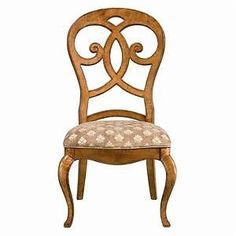 set of 2 Thomasville Furniture Rivage Dining side Chairs  44621-831