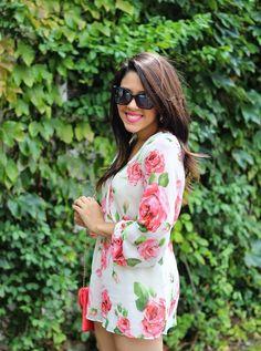 A Love Affair With Fashion : Roses