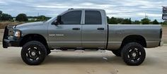 2005 Dodge Ram 3500 SLT SRW Lifted Truck Lifted Trucks For Sale, 4x4 Trucks, Diesel Trucks, Dodge Ram 3500, Monster Trucks