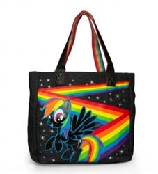 Loungefly My Little Pony Rainbow Dash Tote My Little Pony Birthday f18f1fc8df858