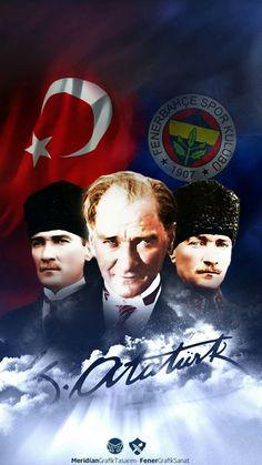 Fenerbahçe Mustafa Kemal Atatürk Wallpaper