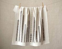 Tea Towel  Misdirection by witandwhistle on Etsy, $20.00
