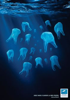 Keep our oceans clean