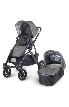 UPPAbaby 2015 VISTA - Black Frame Convertible Stroller available at #Nordstrom